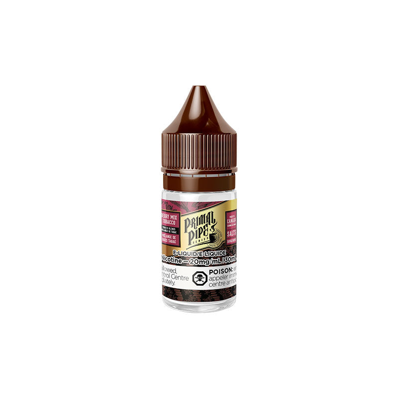 Berry Mix Tobacco Salt by Primal Pipe Salt Nic Juice - Bay Vape