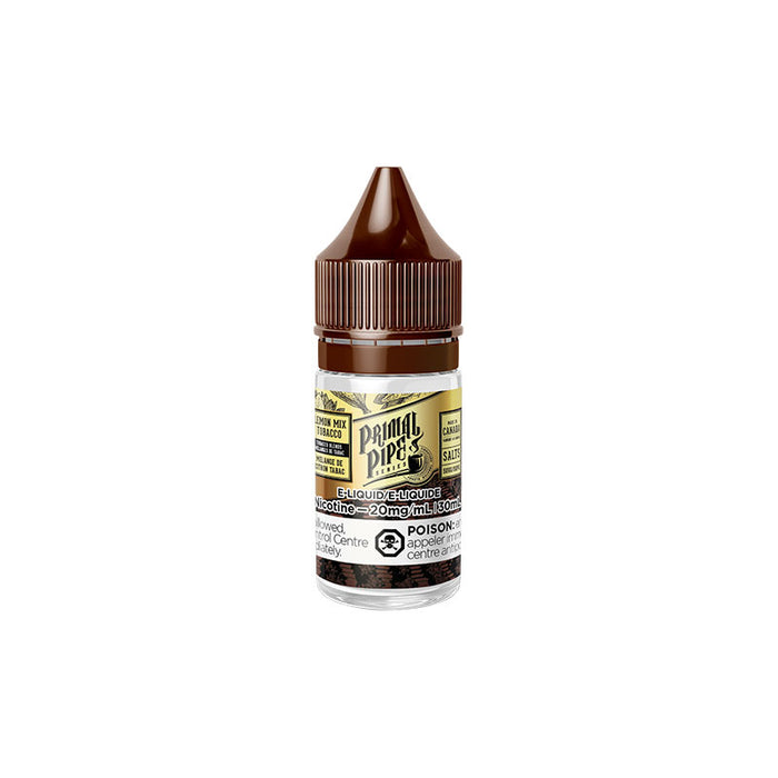 Lemon Mix Tobacco Salt by Primal Pipe Salt Nic Juice