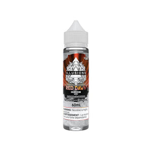 Red Dawn by Illusions Vapor E-Juice - Bay Vape