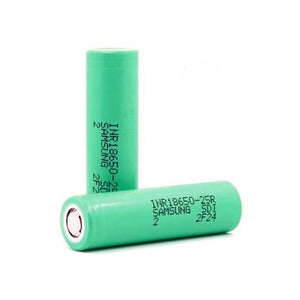 Samsung 25R 18650 2500mAh 20A Battery - Bay Vape