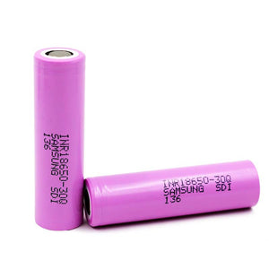 Samsung 30Q 18650 3000mAh 20A Battery - Bay Vape