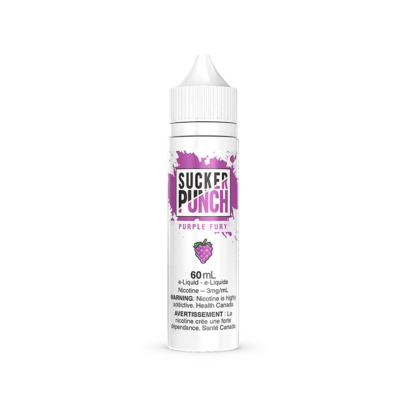 Purple Fury by Sucker Punch E-Liquid - Bay Vape