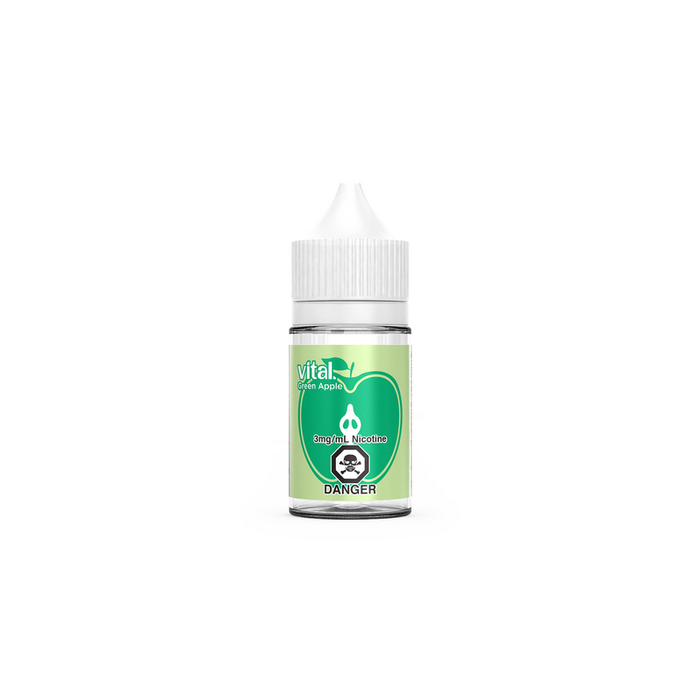 Green Apple By Vital E-Liquid