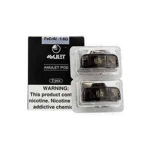 Uwell AMULET Replacement Pod (2 Pack) - Bay Vape