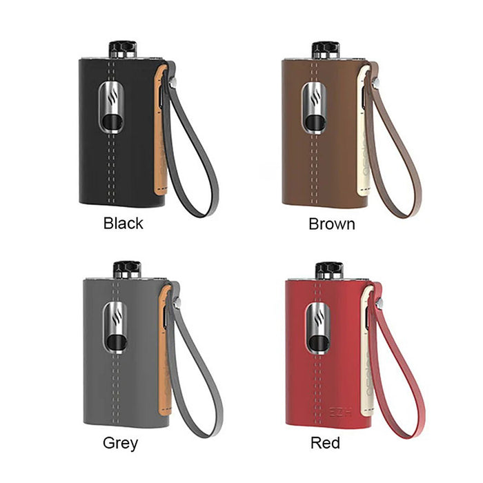Aspire Cloudflask Pod Kit with Leather Case