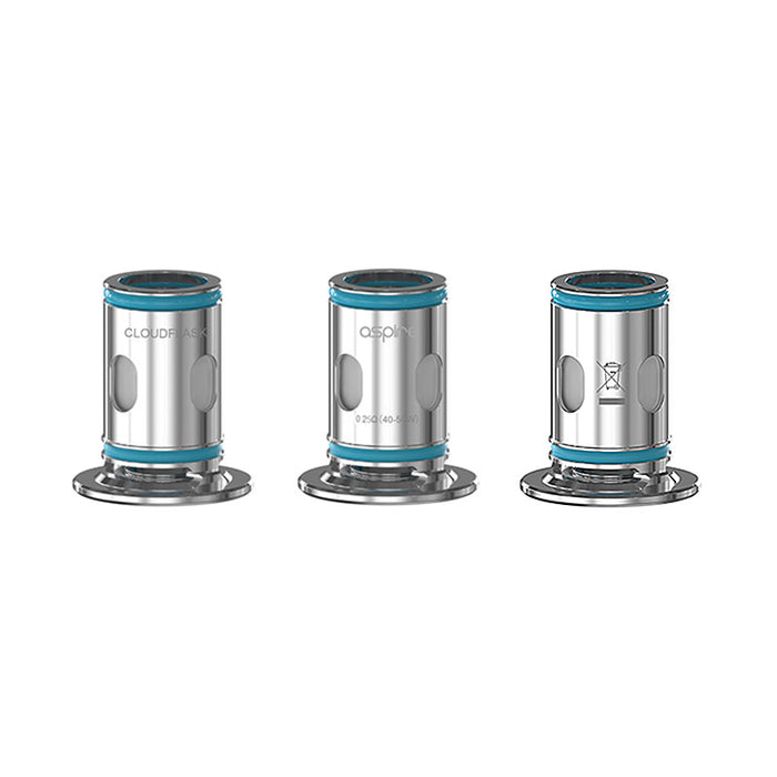 Aspire Cloudflask Replacement Coil (3 Pack)