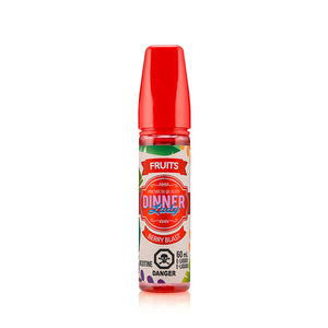 Cherry Raspberry (Berry Blast) by Dinner Lady Fruits E-Liquid - Bay Vape