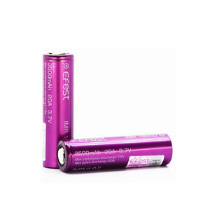 Efest IMR 18650 3500mAh 20A Flat Top Battery - Bay Vape