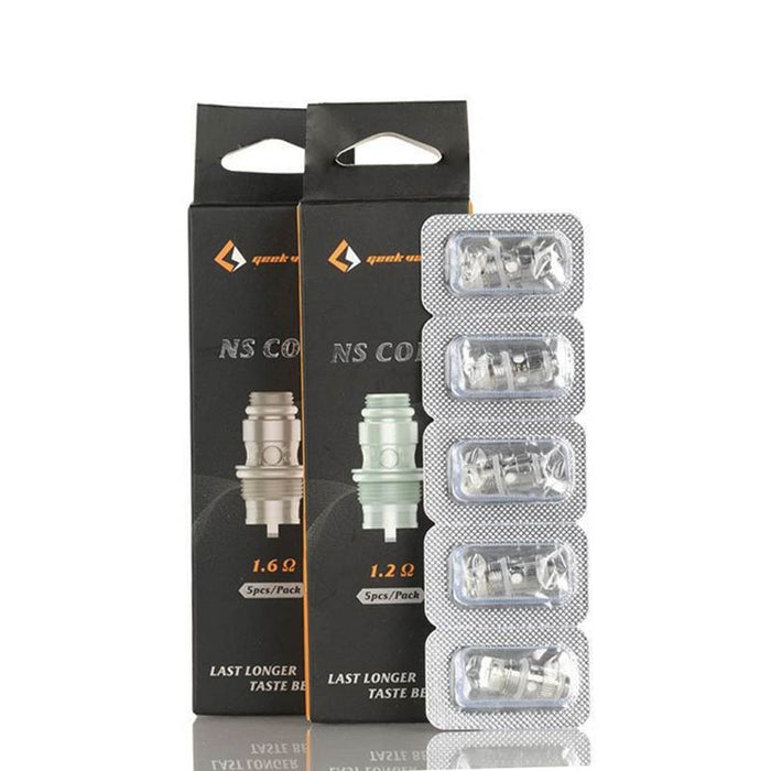 GeekVape NS Replacement Coils (5 Pack)
