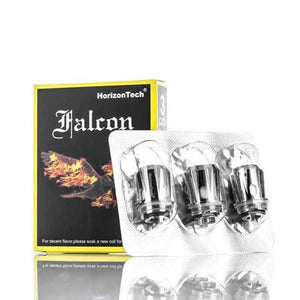 HorizonTech Falcon King Replacement Coils (3 Pack) - Bay Vape