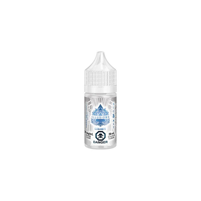 Taste of Gods LEGACY by Illusions Nic Salts Juice