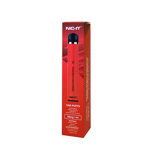 NiC-IT XL Disposable Vape Device - Mango Peach Pineapple - Bay Vape