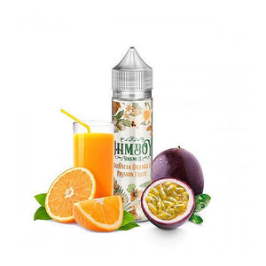 Valencia Orange & Passion Fruit by OhmBoy E-Liquid - Bay Vape