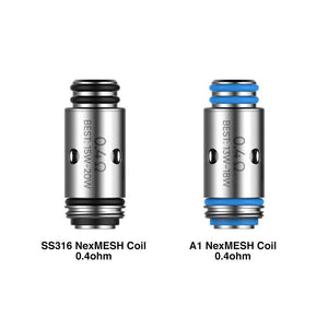 SMOK & OFRF nexMESH Replacement Coils (5 Pack) - Bay Vape