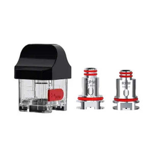 SMOK RPM40 Replacement Pod With Coil (1 Pack) - Bay Vape