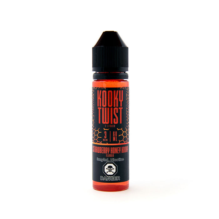 Strawberry Honey Kooky by Kooky Twist E-Liquid