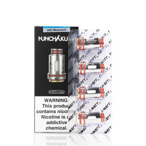 Uwell Nunchaku Replacement Coils (4 Pack) - Bay Vape