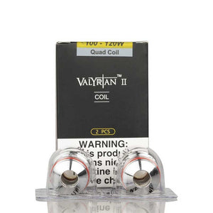Uwell Valyrian 2 Replacement Coils (2 Pack) - Bay Vape