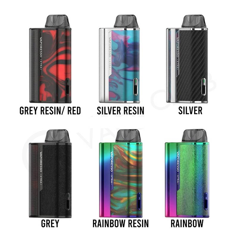 Vaporesso XTRA Open Pod Kit - Bay Vape