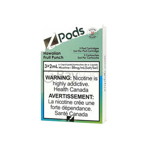 Z Pods - STLTH Compatible - Hawaiian Fruit Punch - Bay Vape