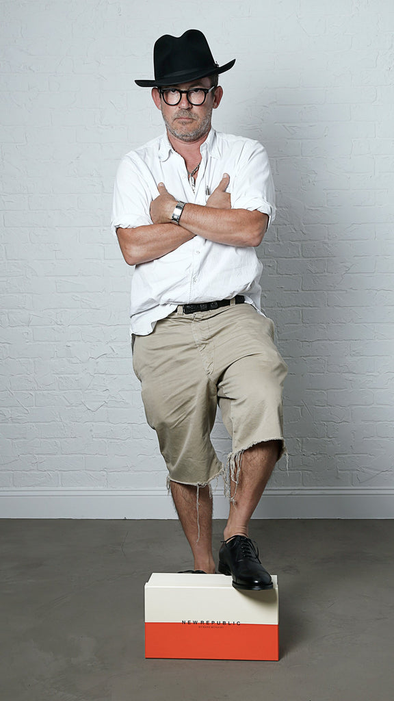 "Mark ""McNasty"" McNairy - Our designer"