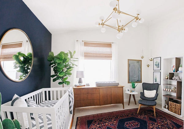 7 Mid Century Modern Nursery Ideas You'll Love