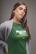 Load image into Gallery viewer, Ducketts Grove Carlow - Ireland Unisex Crew Neck T-shirt, peeTeez