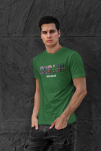Load image into Gallery viewer, Dublin - Ireland Crew Neck T-Shirt, Mens & Ladies, peeTeez
