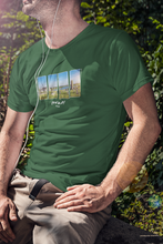 Load image into Gallery viewer, Clonmacnoise Offaly - Ireland Unisex Crew Neck T-Shirt, peeTeez