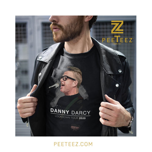 Danny Darcy's Lockdown Tour 2020 Tee