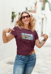 Aran Islands Galway - Ireland Unisex Crew Neck T-Shirt, peeTeez