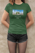 Load image into Gallery viewer, NUI Galway - Ireland Unisex Crew Neck T-Shirt, peeTeez
