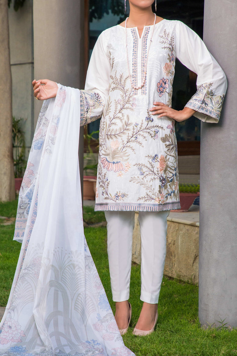 Sophia & Emaan Eid Collection D-01