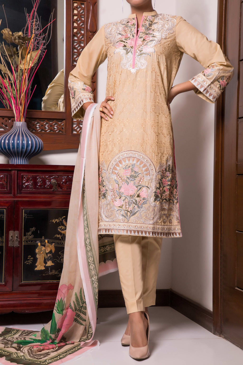 Sophia & Emaan Eid Collection D-10