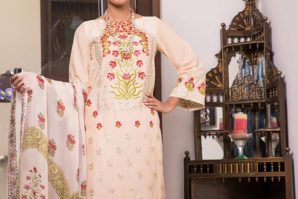Sophia & Emaan Eid Collection D-18