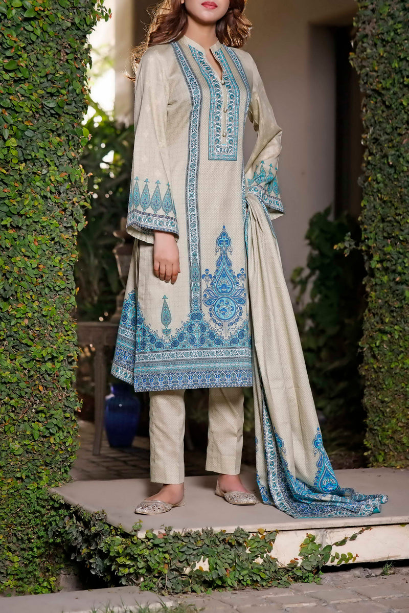 Daman Printed Lawn Collection 21-1328A