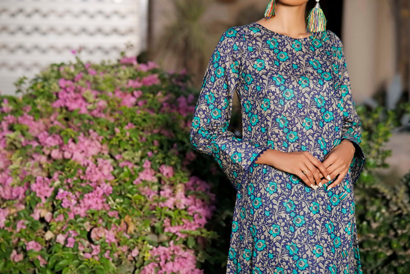 Misaal Embroidered Lawn MSL-06