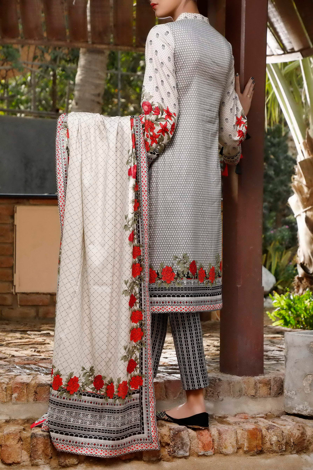 Daman Printed Lawn Collection 21-1310A