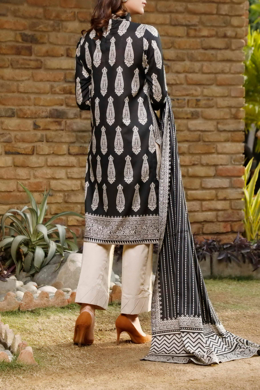 Daman Printed Lawn Collection 21-1304A
