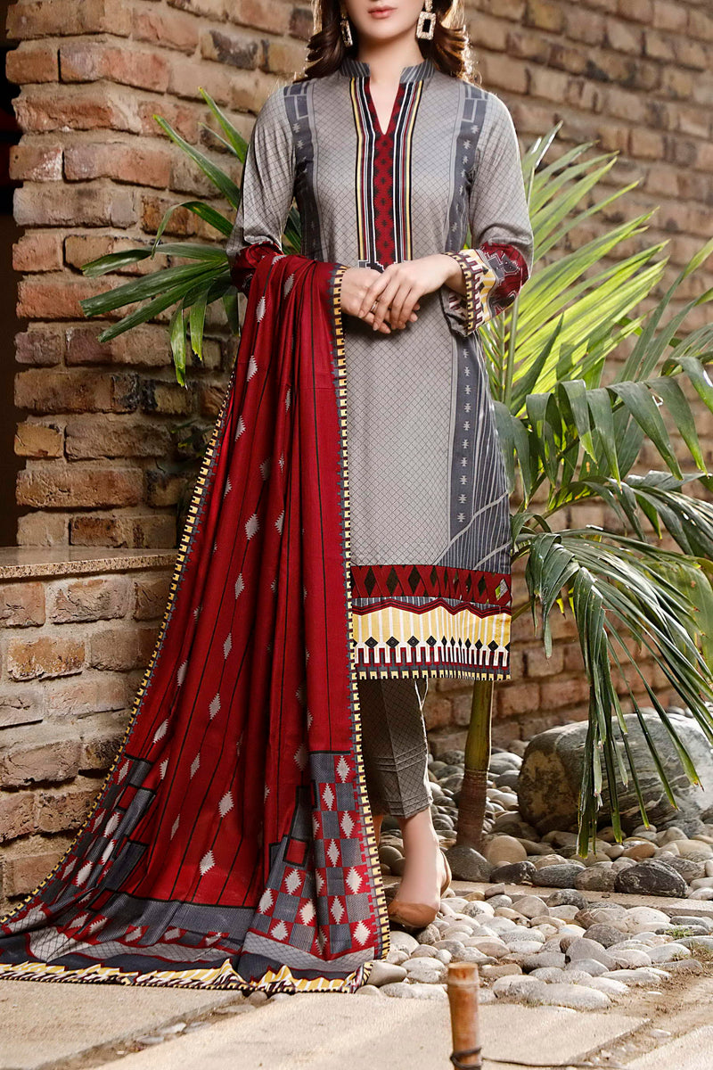 Daman Printed Lawn Collection 20-04B(Restocked)