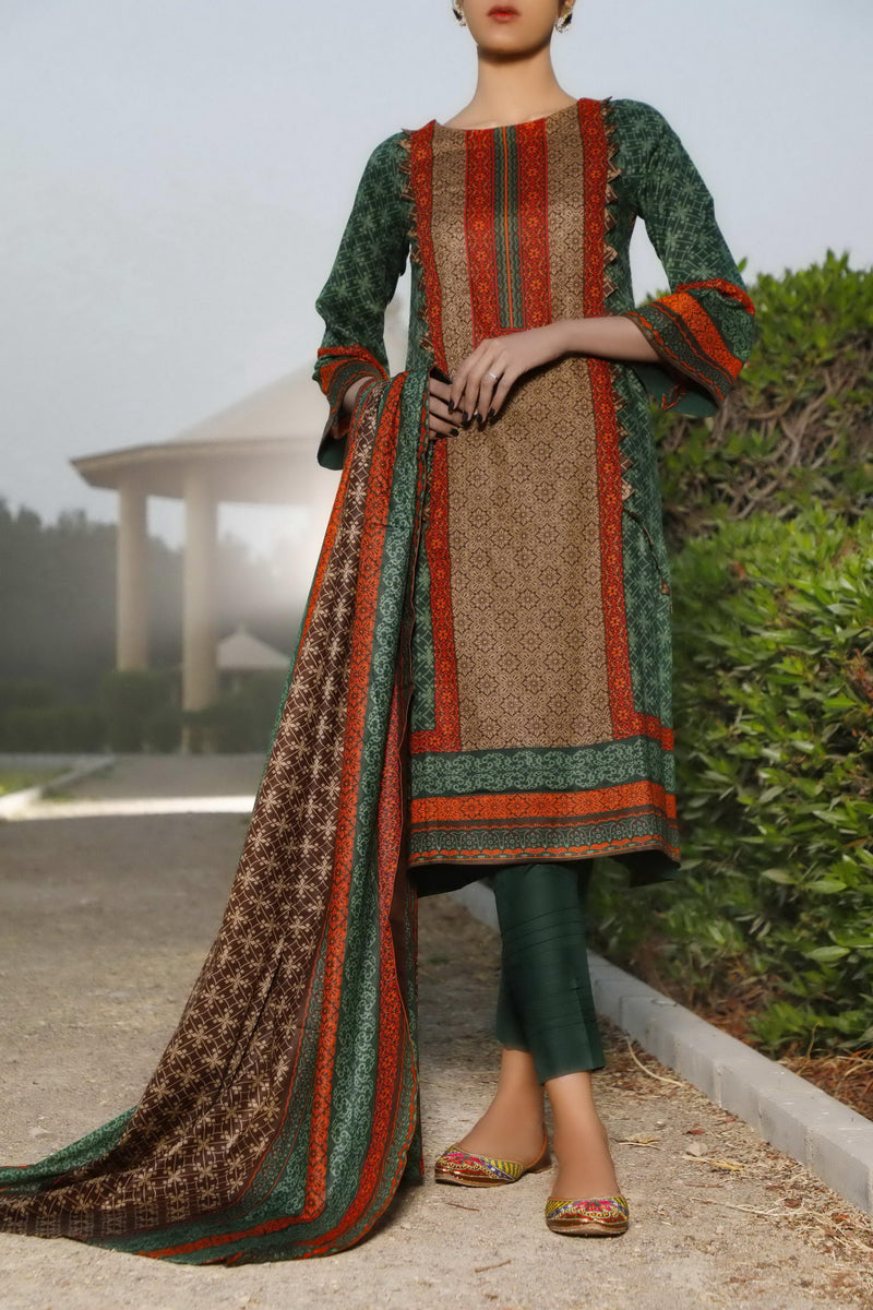 Classic Printed Lawn Col 21-122A
