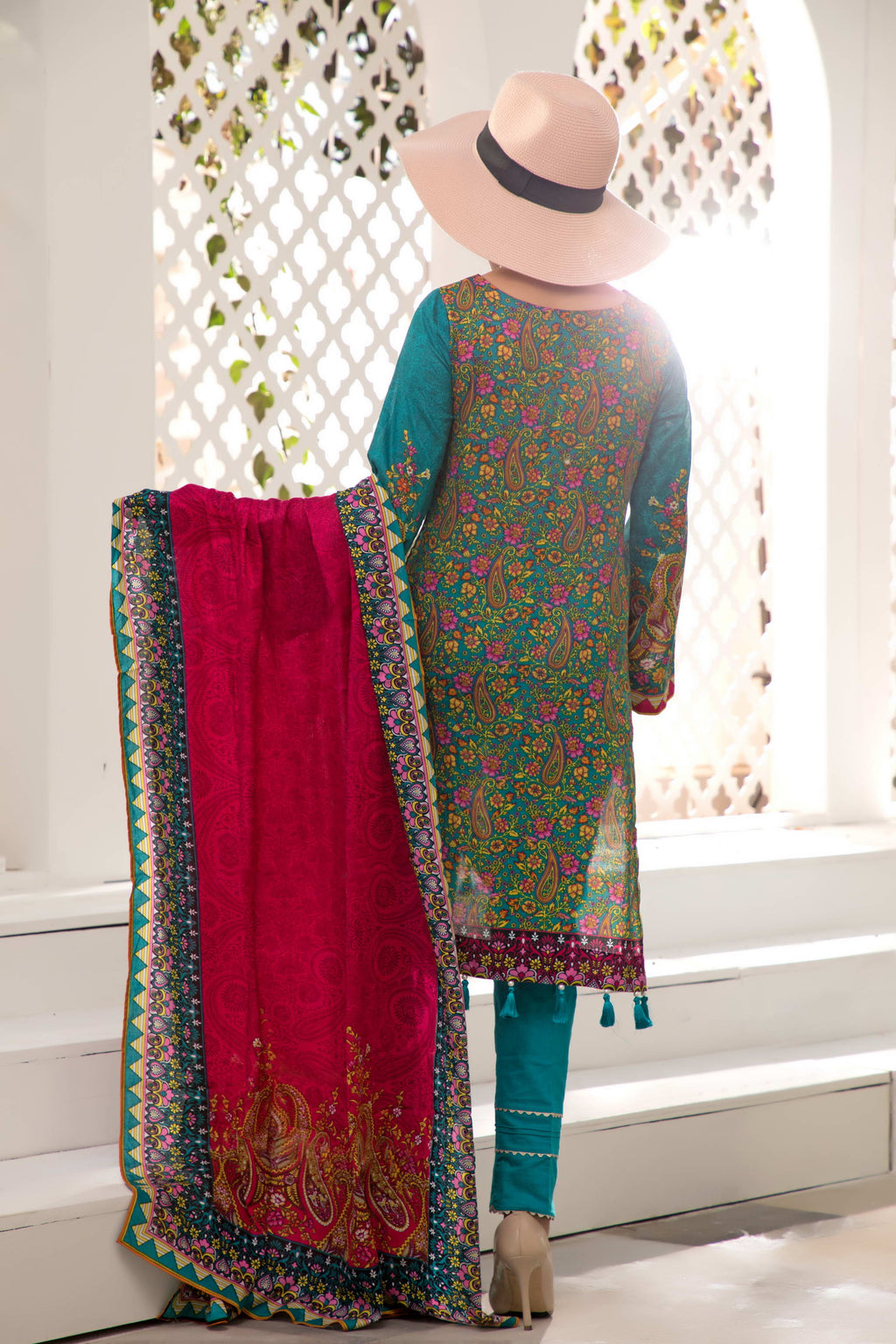 Daman Lawn Collection 192-220A