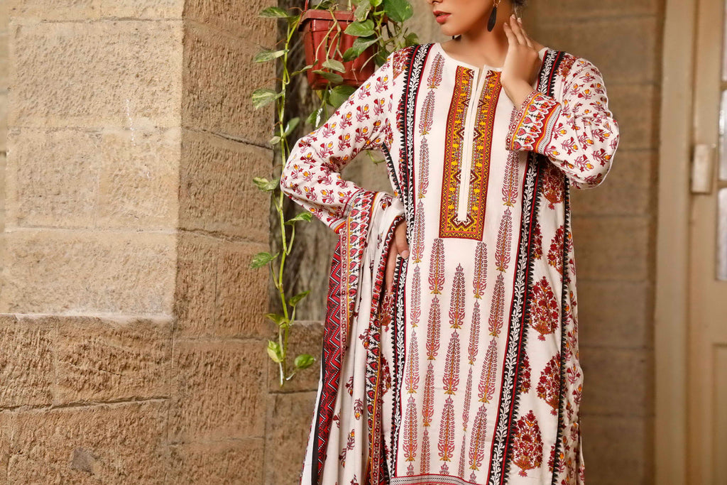 Classic Printed Lawn Collection 20-114B