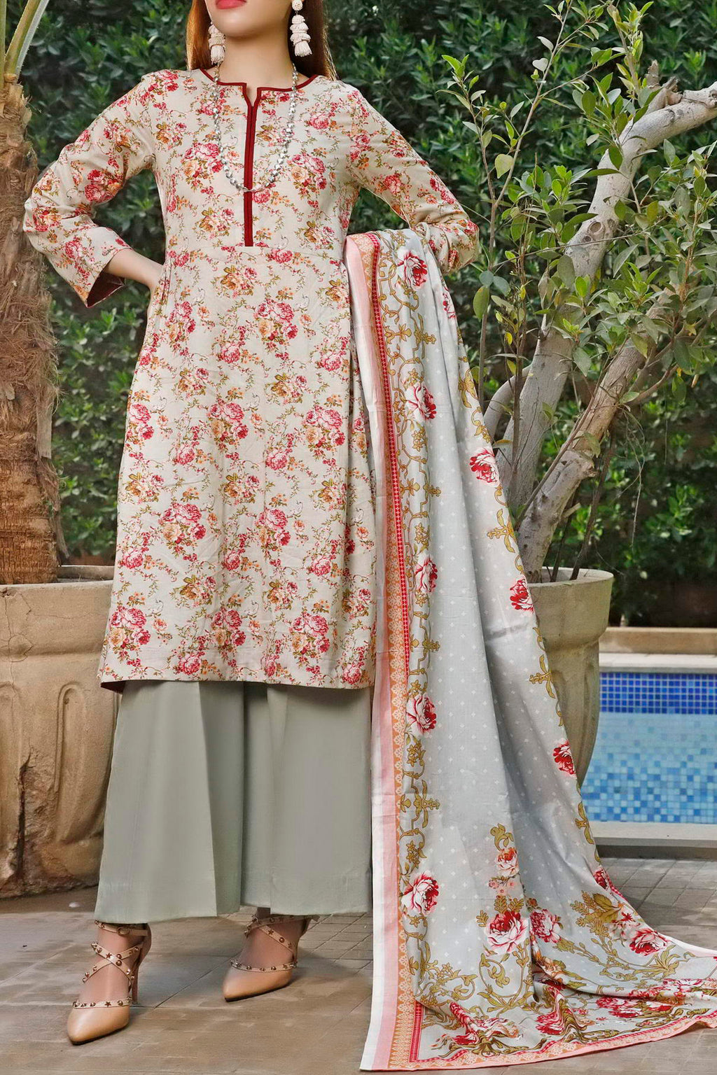 Signature Lawn Collection SSL-20-211A