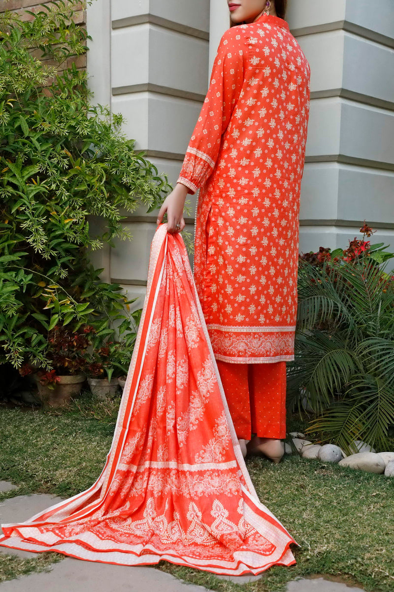 Daman Printed Lawn Collection 20-11A