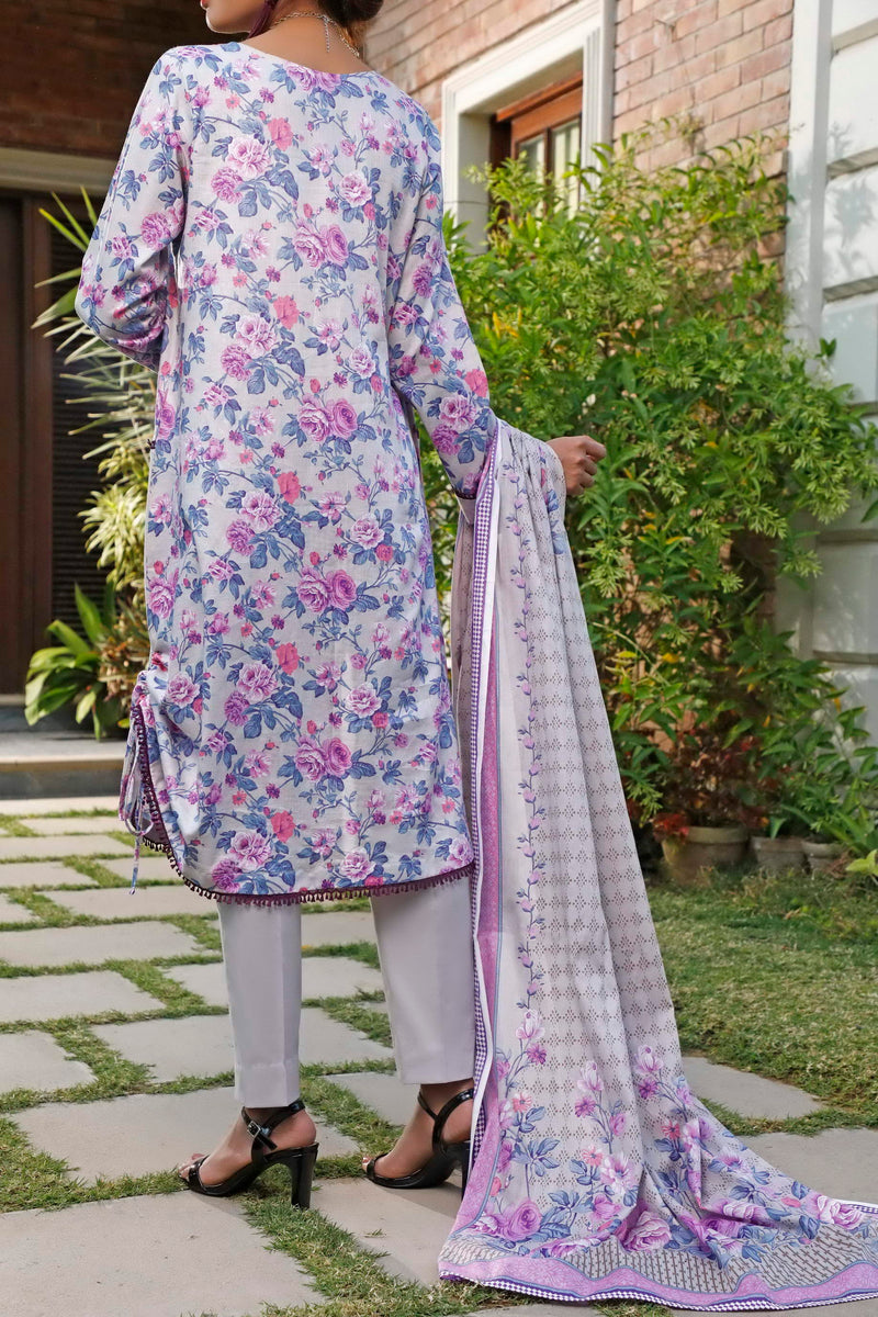 Daman Printed Lawn Collection 20-12B