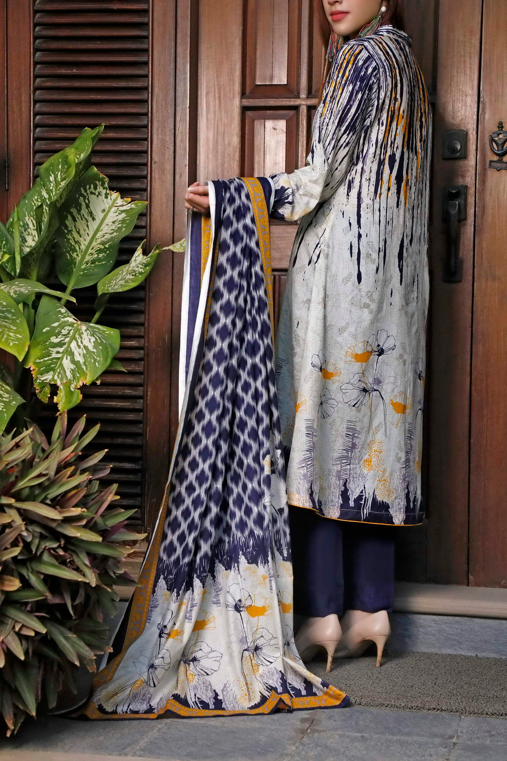 Daman Printed Lawn Collection 20-05A