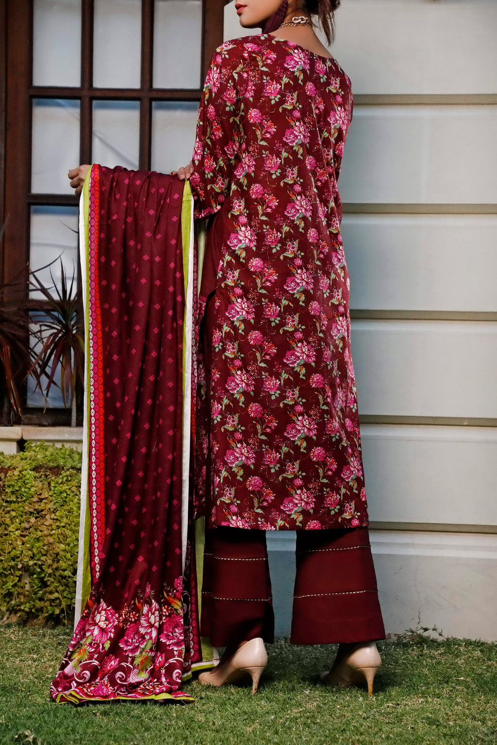 Daman Printed Lawn Collection 20-07A