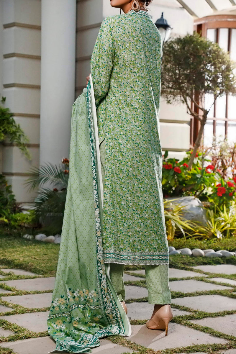 Daman Printed Lawn Collection 20-06A