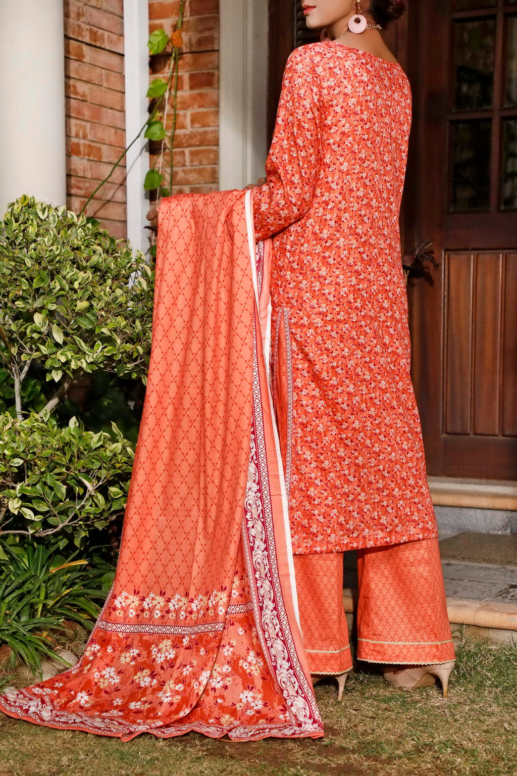Daman Printed Lawn Collection 20-06B